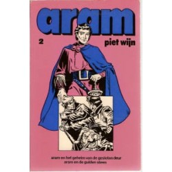 Aram pocket 02<br>Geheim van de gesloten deur e.a.<br>1973