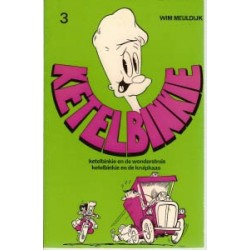 Ketelbinkie pocket 03 De wonderstruis e.a. 1974