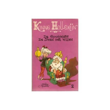 Koning Hollewijn pocket 02 De kroonjagers e.a. 1973