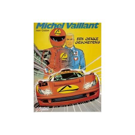 Michel Vaillant  55 Een gekke geschiedenis