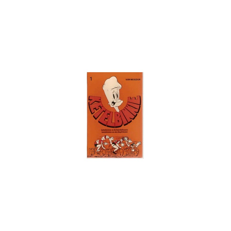 Ketelbinkie pocket setje deel 1 t/m 3 1973-1974