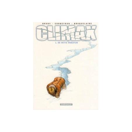 Climax 01 De witte woestijn 1e druk 2008
