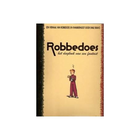 Robbedoes  Oneshot 04 Het dagboek van een fantast