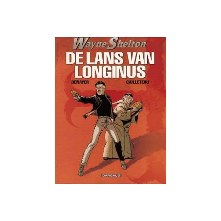 Wayne Shelton  07 De lans van Longinus