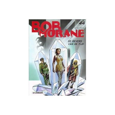 Bob Morane 44 De oevers van de tijd 1e druk 2008