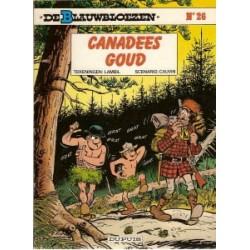 Blauwbloezen 26 - Canadees goud 1e druk 1987