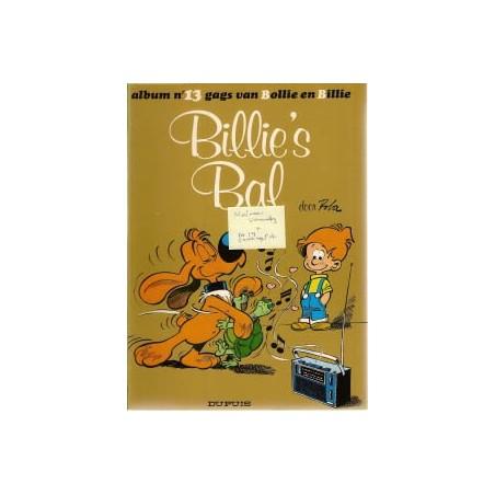 Bollie en Billie 13 Billie's bal 1e druk 1976