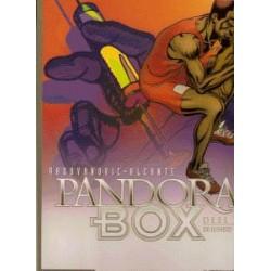 Pandora`s box<br>setje deel 1 t/m 8
