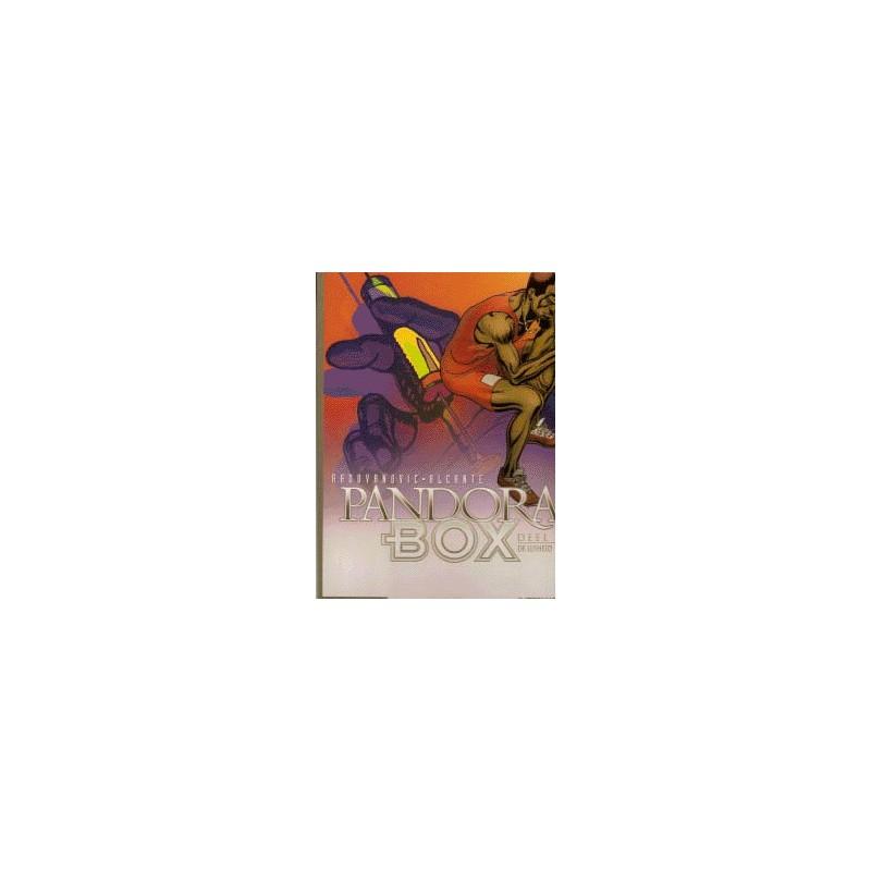Pandora's box setje deel 1 t/m 8 1e drukken 1e drukken 2005-2006