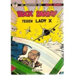 Buck Danny 17 - Tegen lady X herdruk 1971