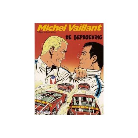 Michel Vaillant 65 De beproeving herdruk