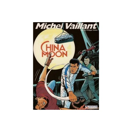 Michel Vaillant  68 China moon