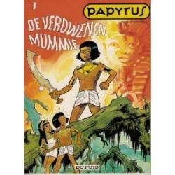 Papyrus 01: De verdwenen mummie
