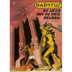 Papyrus 02: De heer van de drie deuren