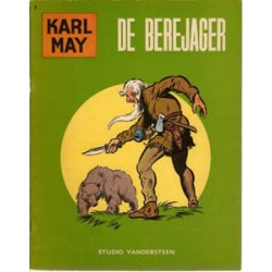Karl May 03<br>De berenjager<br>1e druk 1963