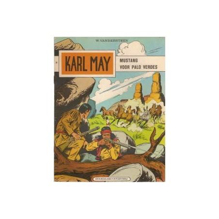 Karl May 31 Mustang voor Palo Verdes 1e druk 1971