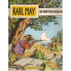 Karl May 37<br>De waterzoeker<br>herdruk