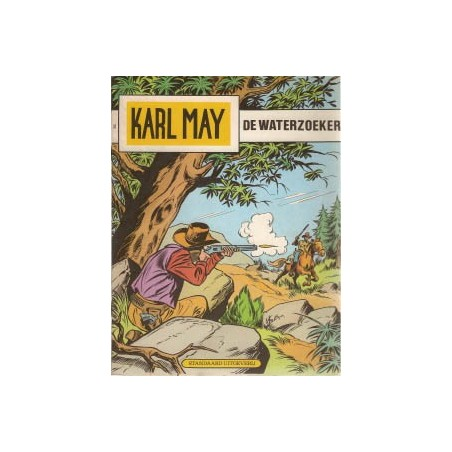 Karl May 37 De waterzoeker herdruk