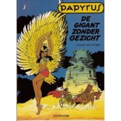 Papyrus 03: De gigant zonder gezicht