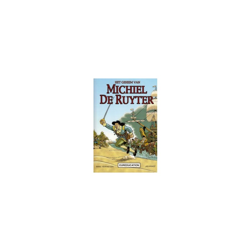 Geheim van Michiel de Ruyter