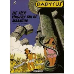 Papyrus 06: De vier vingers van de maangod