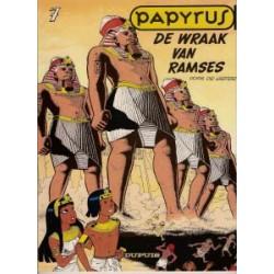 Papyrus 07: De wraak van Ramses