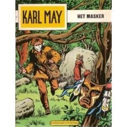 Karl May 13<br>Het masker<br>herdruk 1978