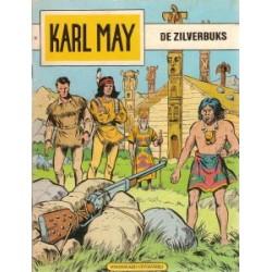 Karl May 14<br>De zilverbuks<br>herdruk 1978