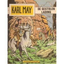 Karl May 17<br>De gestolen lading<br>herdruk 1973