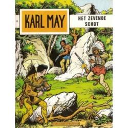 Karl May 20<br>Het zevende schot<br>herdruk 1976