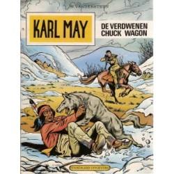 Karl May 25<br>De verdwenen Chuck Wagon<br>herdruk 1977