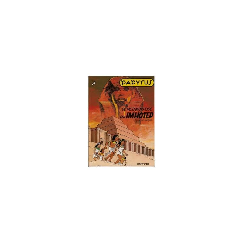 Papyrus 08: De metamorfose van Imhotep