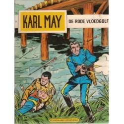 Karl May 26<br>De rode vloedgolf<br>herdruk 1981