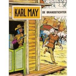 Karl May 29<br>De brandstichter<br>herdruk 1977