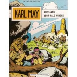 Karl May 31<br>Mustangs voor Palo Verdes<br>herdruk 1977