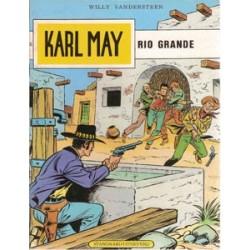 Karl May 35<br>Rio Grande<br>herdruk 1977
