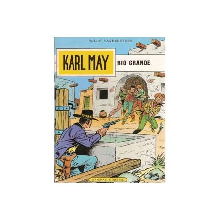 Karl May 35 Rio Grande herdruk 1977