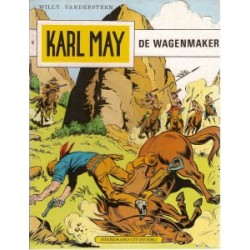 Karl May 36<br>De wagenmaker<br>herdruk 1977