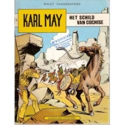 Karl May 40<br>Het schild van Cochise<br>herdruk 1977