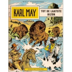 Karl May 46<br>Tot de laatste bizon<br>herdruk 1980