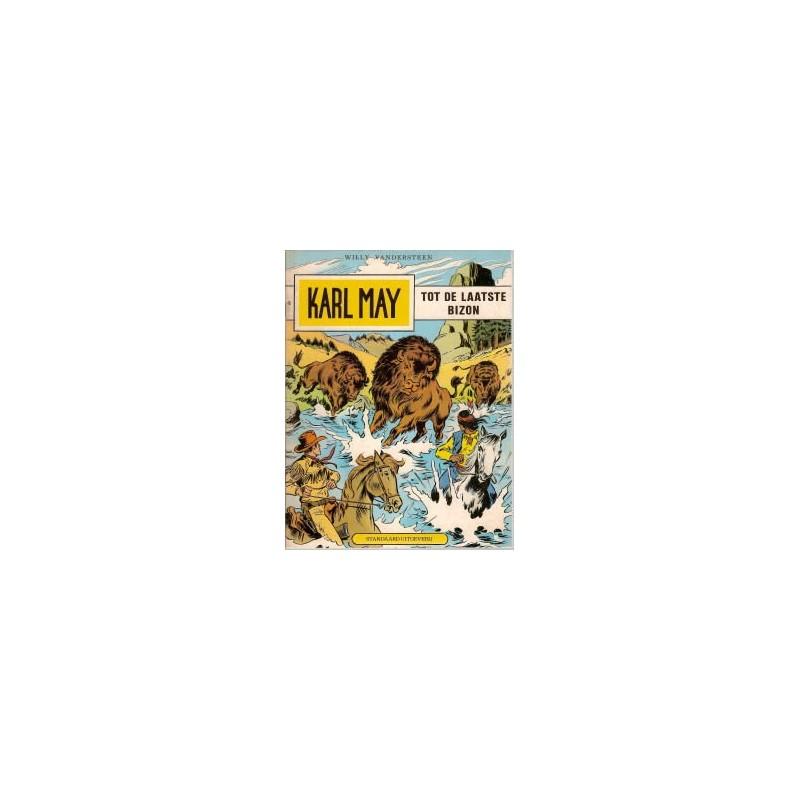 Karl May 46 Tot de laatste bizon herdruk 1980
