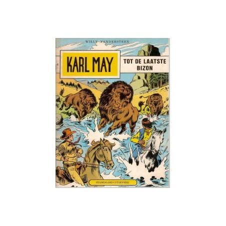 Karl May 46<br>Tot de laatste bizon<br>herdruk 1980