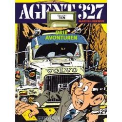 Agent 327 10 SC<br>Drie avonturen