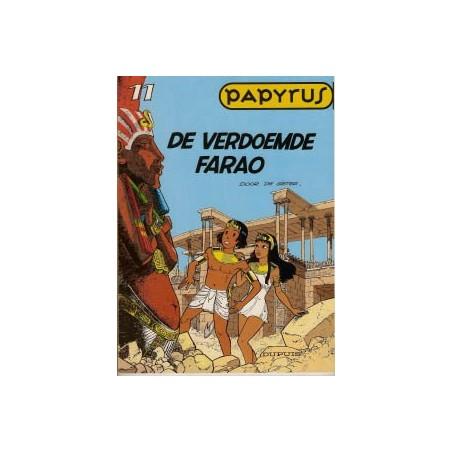 Papyrus  11 De verdoemde farao