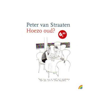 Van Straaten  pocket Hoezo oud? herdruk 2009