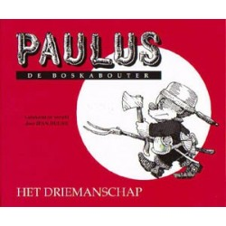Paulus 14 Het driemanschap HC