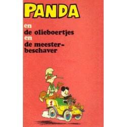 Panda setje<br>deel 1 t/m 6<br>1973