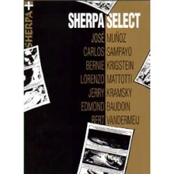 Sherpa select<br>Met werk van Munoz, Krigstein, Mattotti, Baudoi