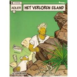 Adler 06<br>Het verloren eiland