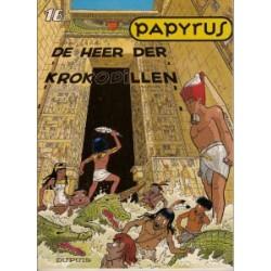 Papyrus 16: De heer der krokodillen